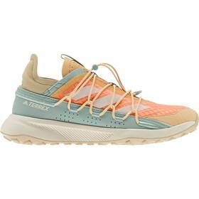 adidas TERREX Voyager HEAT.RDY Travel Shoes Women screaming orange/cream white/hazy green